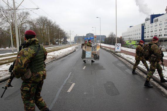 Operation Threshold Crossing II - © Niek Verschoor