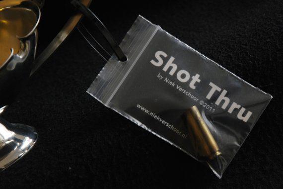 Shot Thru - © Niek Verschoor