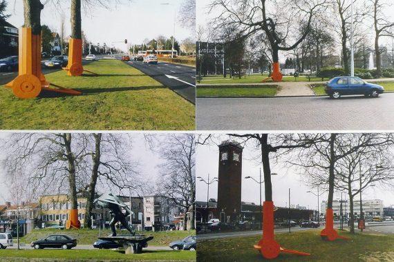 DeXM/Mobiele Bomen - © Niek Verschoor