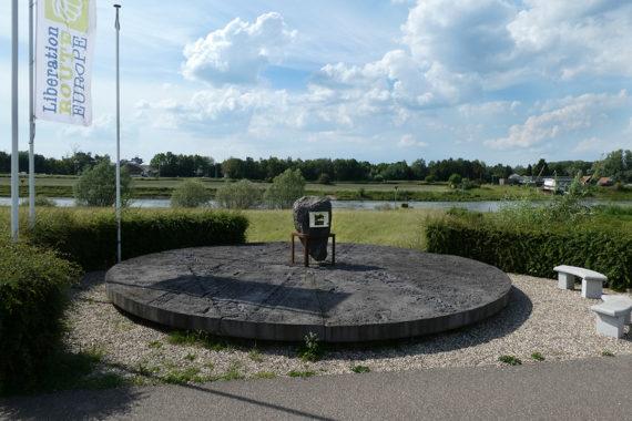 Herdenkingsmonument Westervoort 1945 - © Niek Verschoor