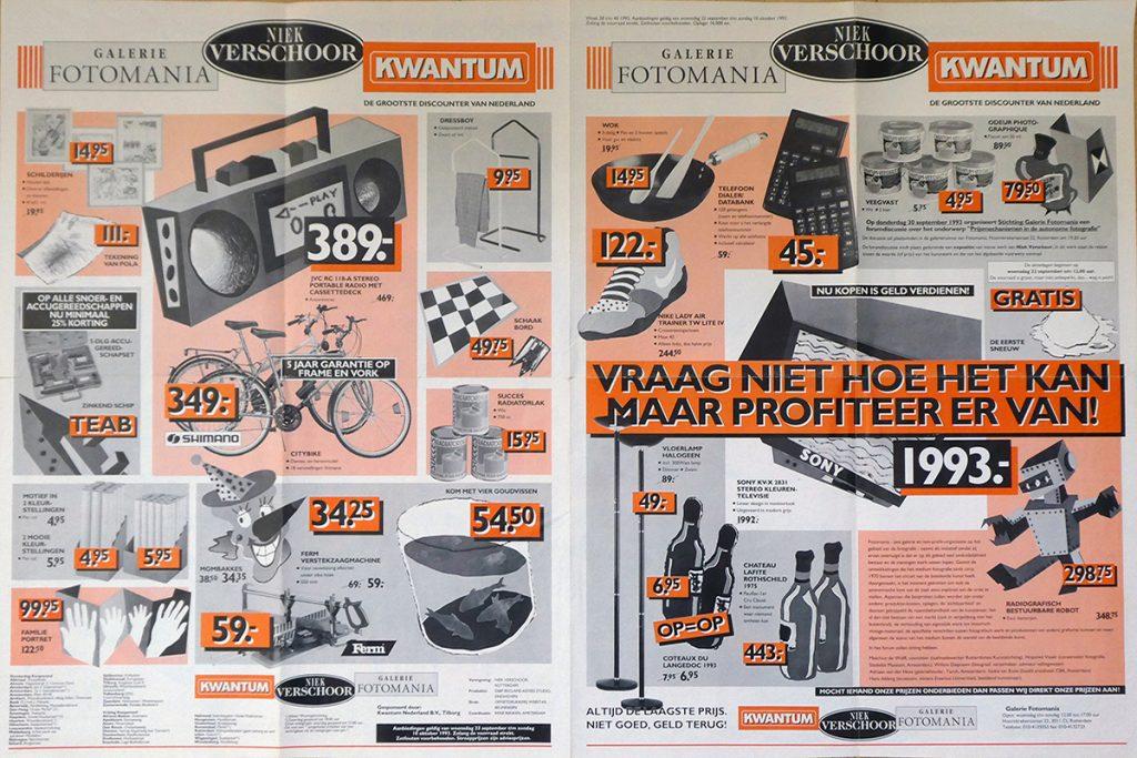 kwantum - © Niek Verschoor